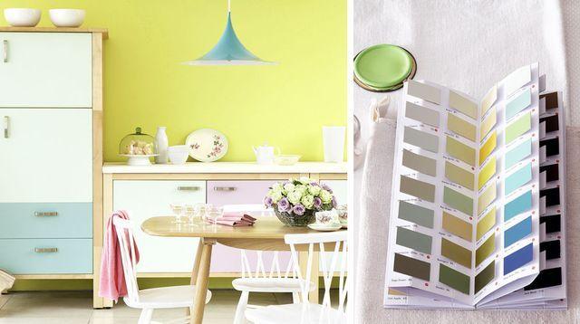 Repeindre une cuisine  quelle peinture faut-il? Repeindre, Faut
