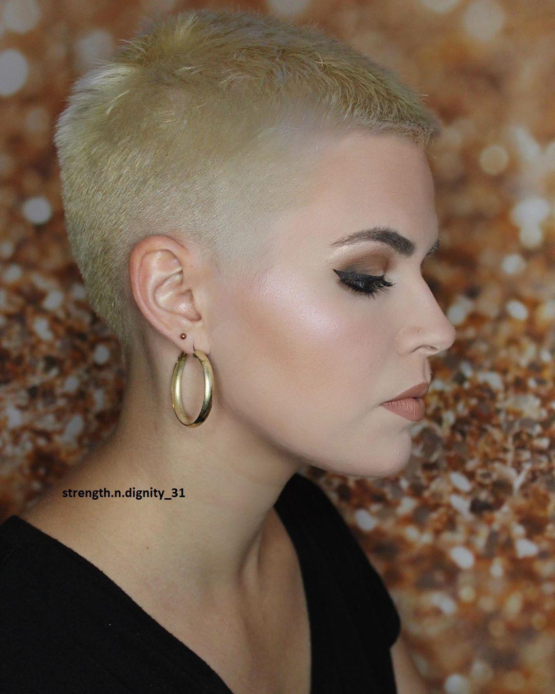 Sehr kurze schöne Haarschnitte Kurzhaar Frisuren - Frisuren Stil