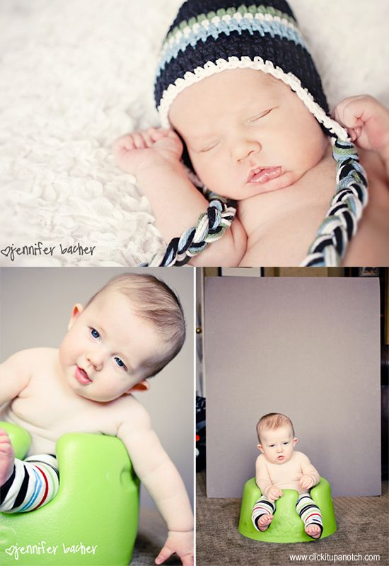 10 tips to photograph your baby via click it up a notch