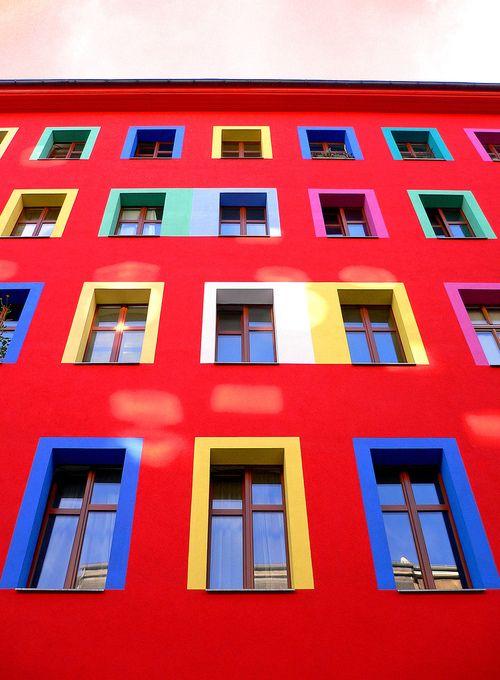 Colored Mondays Berlin Kreuzberg Germany Berlin Color Germany