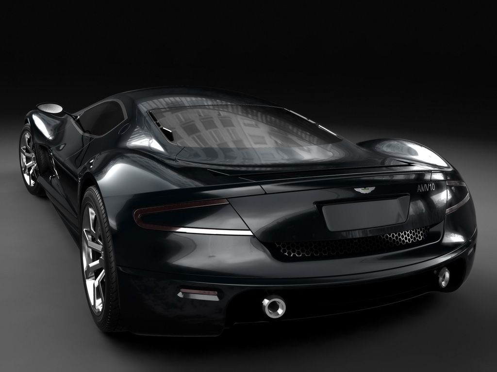 Gentil Super, Exotic And Concept Cars   Aston Martin   AMV10 | Repinned By Www.