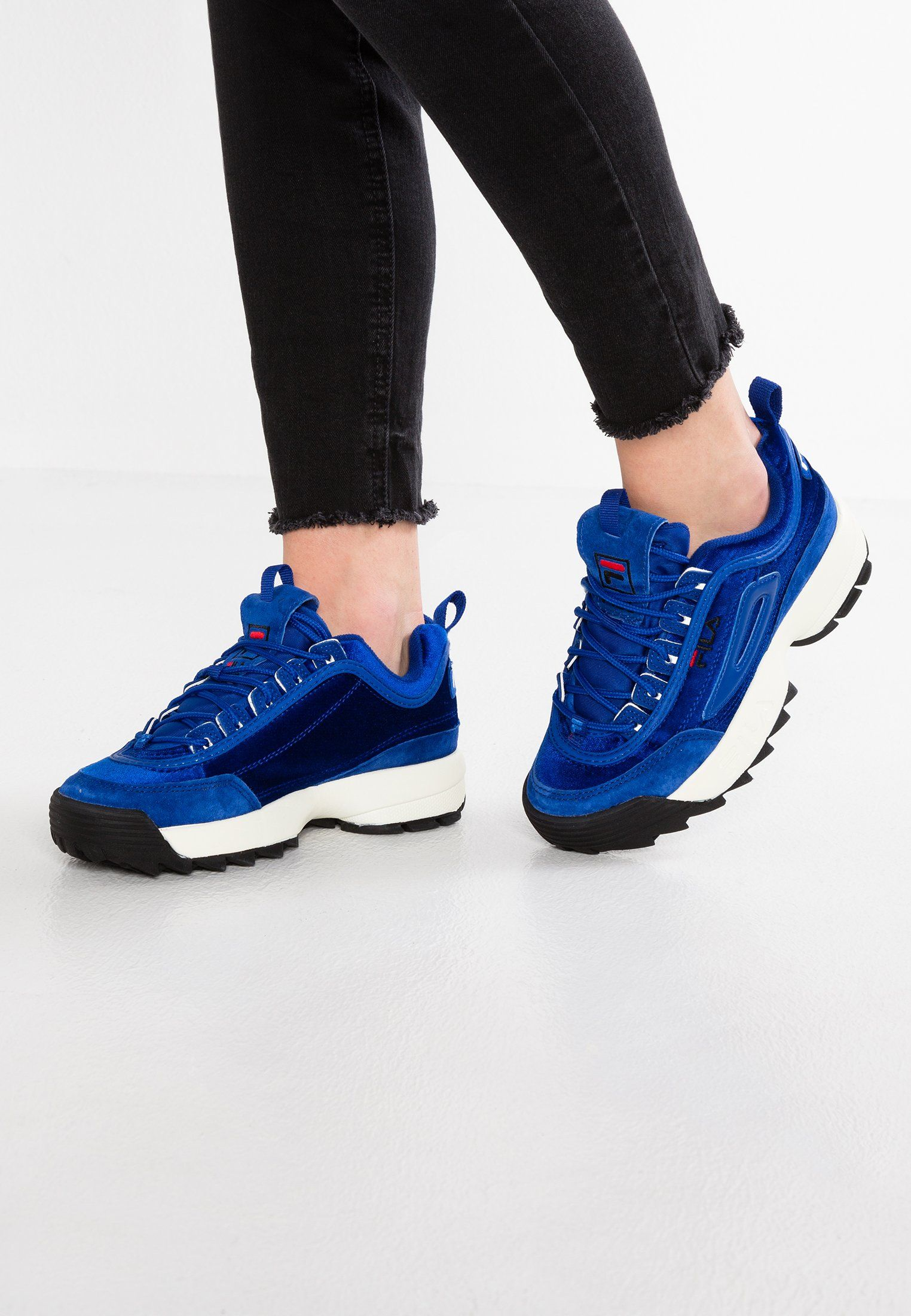 7e7d725973376c Fila DISRUPTOR - Sneaker low - royal blue für 129