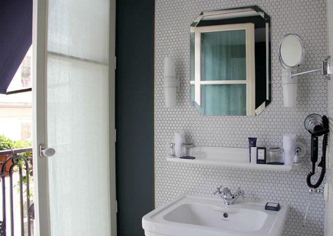 Mood board design the art deco boutique hotel bachaumont opens in paris news