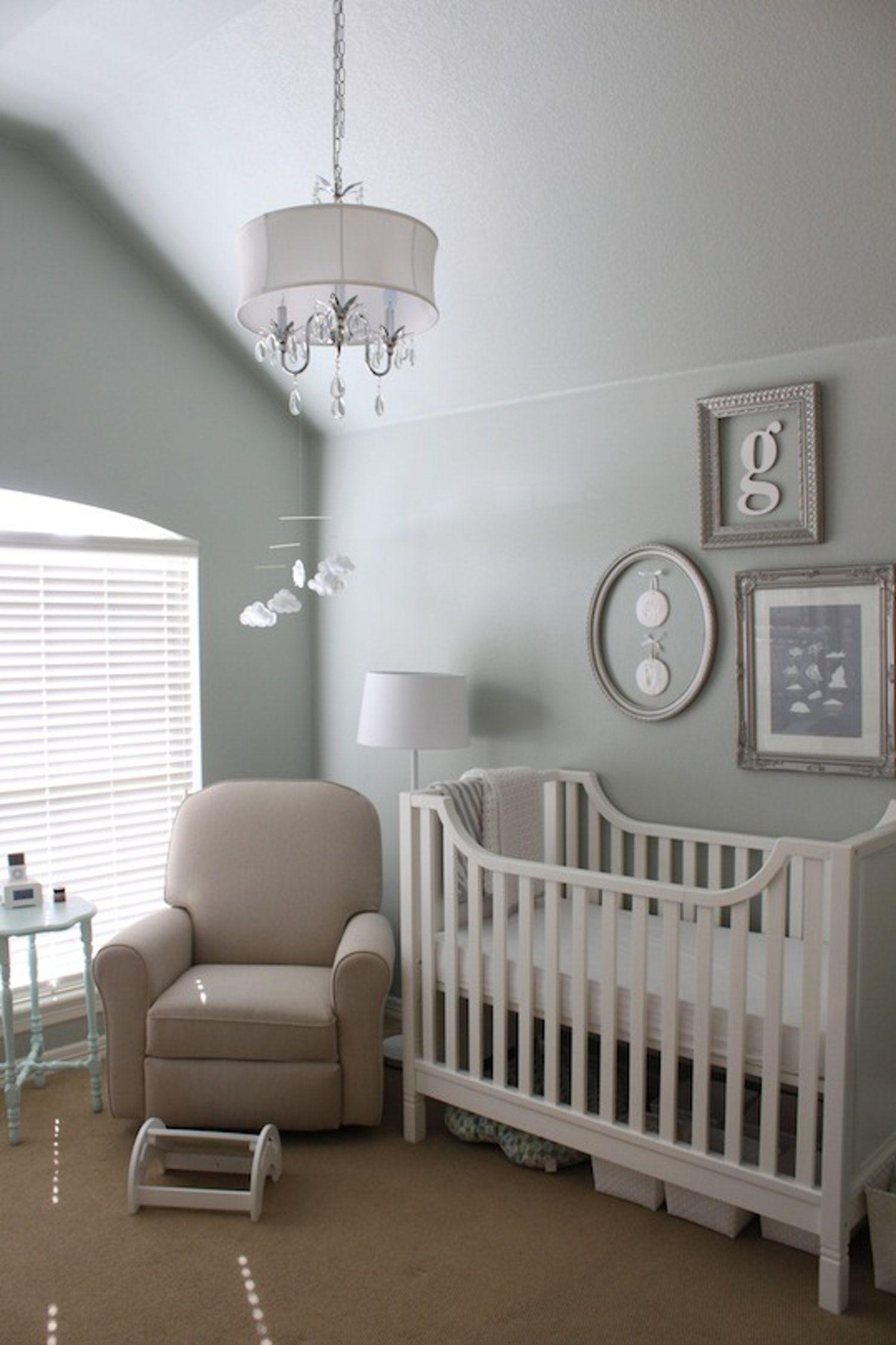 20 Nursery Baby Room Decoration Ideas and