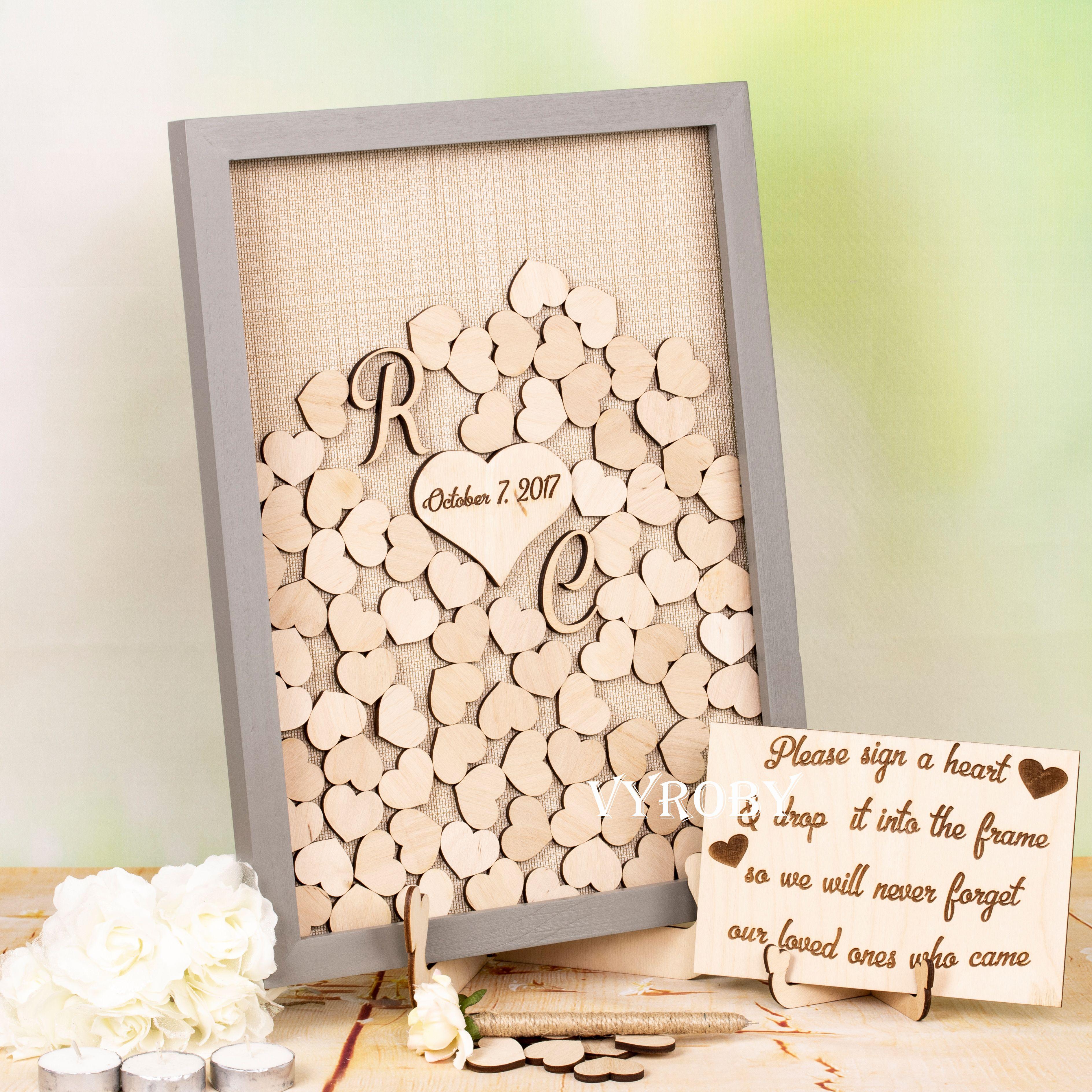 Unique Wedding Guest Book Alternative Wood Wedding Guestbook Etsy Wedding Guest Book Sign Drop Box Guest Book Wedding Guest Book Unique