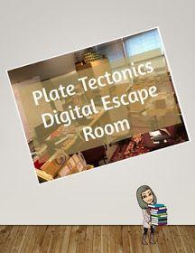 Teaching Above the Test: Plate Tectonics - a digital ...