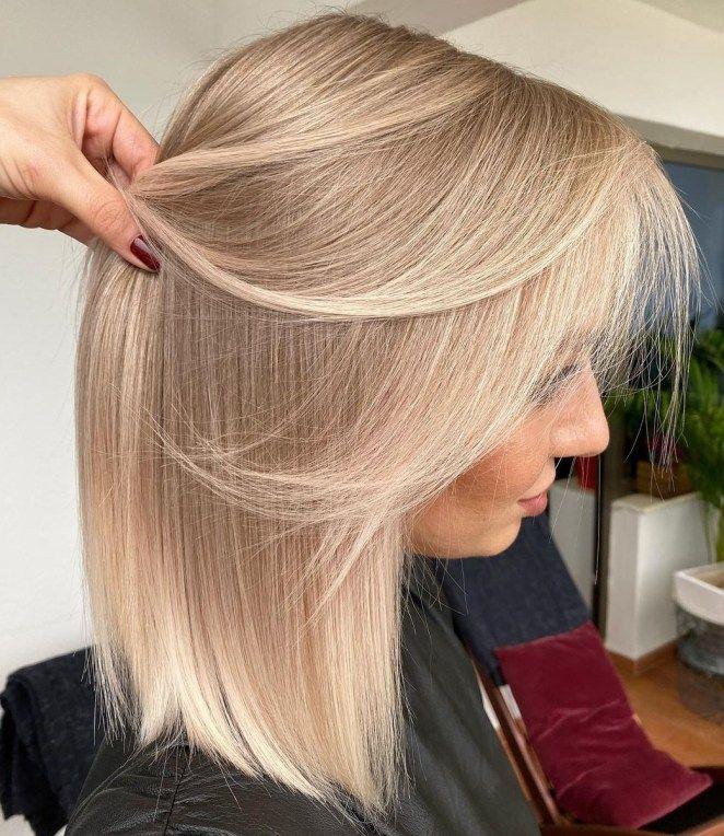 50 No-Fail Medium Length Hairstyles for Thin Hair