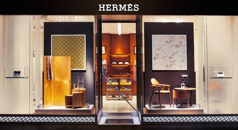 High Quality Hermes Interior Design