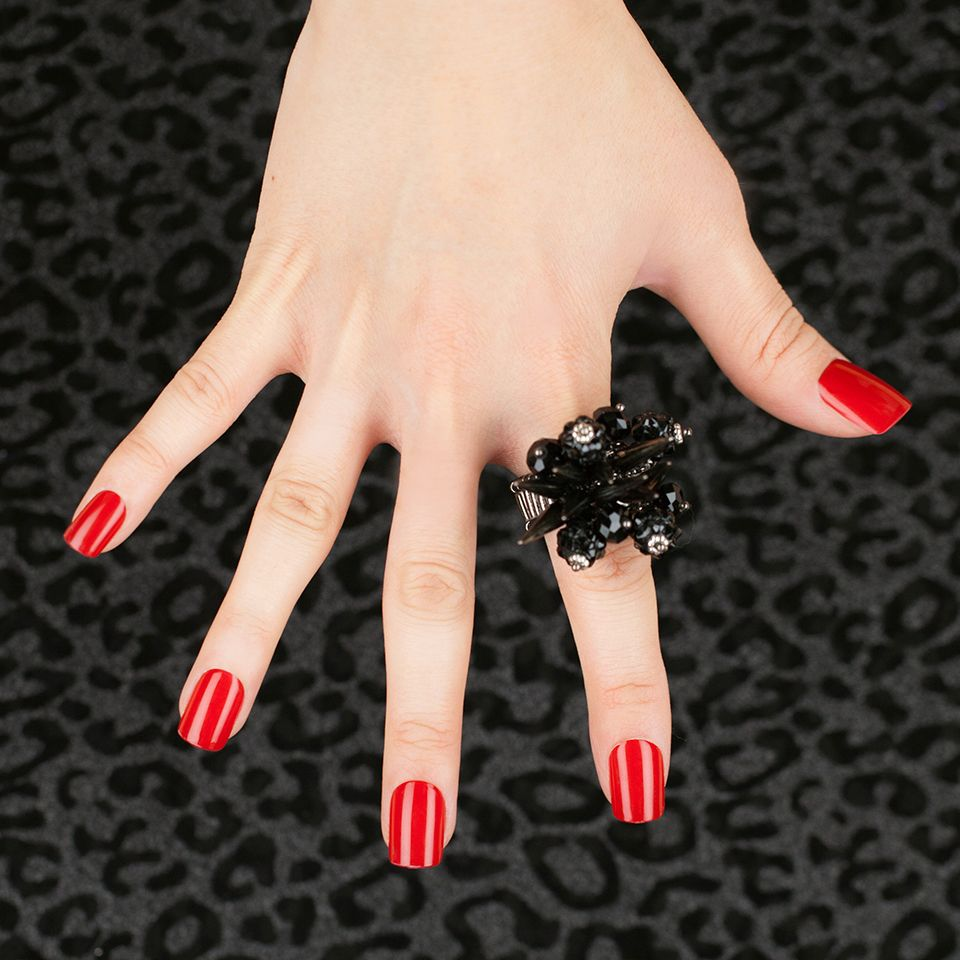 Red isn\'t just a color – it\'s an attitude. Be bold with NEW Salon ...