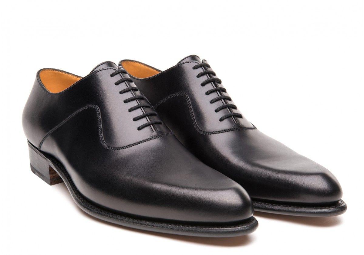 16fac64fc61009 Weston - Chaussure Homme Cuir -Richelieu Noire 446