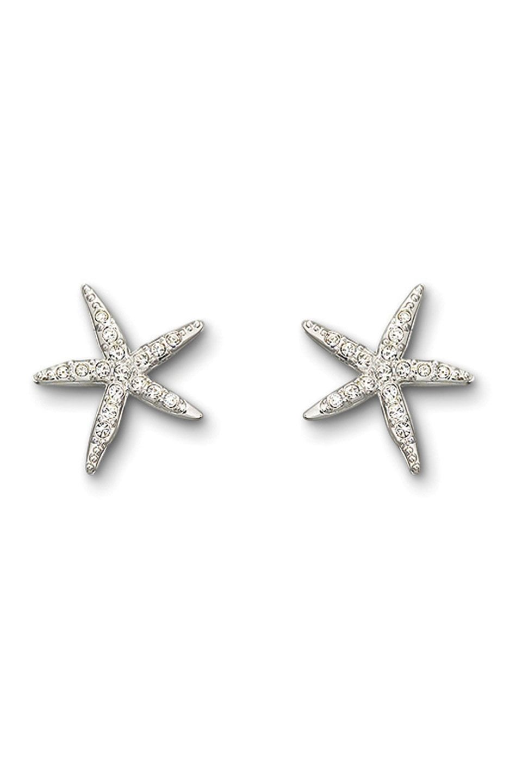 f647e19e2 Swarovski Holly Starfish Pierced Earrings | Accessorize in 2019 ...