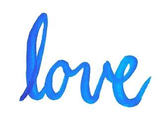 Love Transparent Tumblr Transparents Overlays Overlay Png Blue Love Blue Aesthetic Everything Is Blue Love Blue