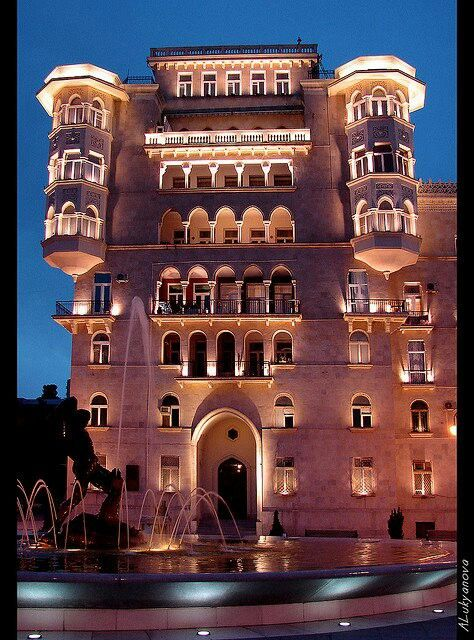 Baku Azerbaijan Azerbaijan Travel Travel Agent Tour Operator