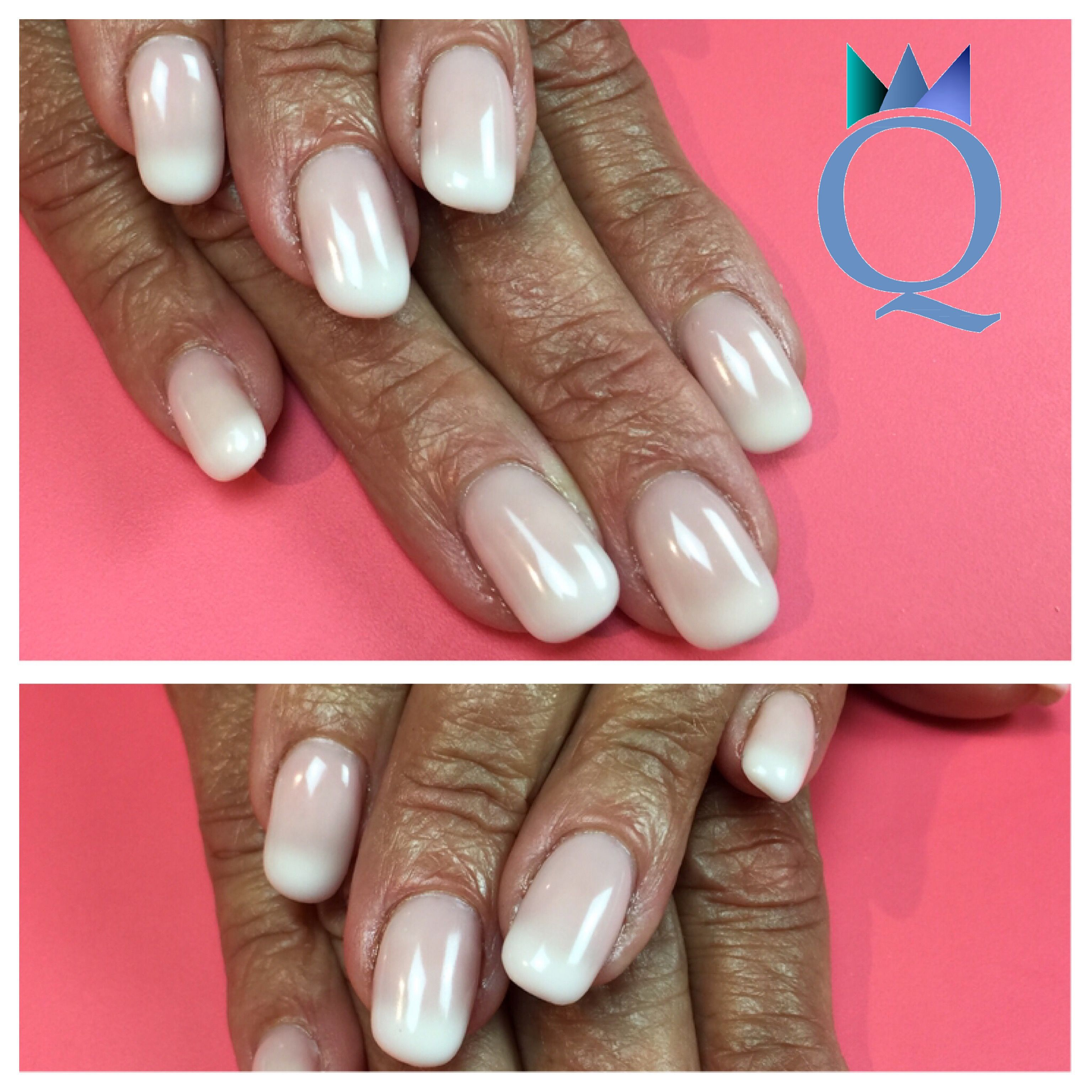 gelnails #nails #babyboomer #yvesswiss #gelnägel #nägel #nagelstudio ...