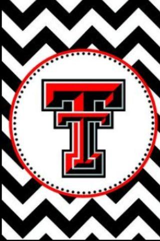 Texas Tech Chevron Wallpaper Very Cute Texas Tech Red Raiders Texas Tech Football Texas Tech