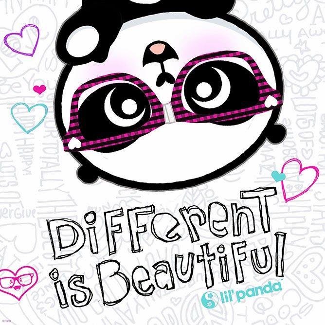 Lil Panda Blog You Are Unique Panda Artwork Cute Panda Wallpaper Panda Wallpapers