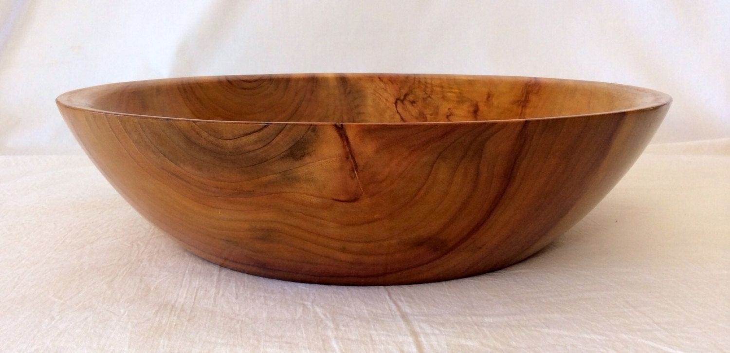 Extra Large Wooden Bowl Stunning Salad Or Fruit Bowl Food Safe Wood Bowl Perfect Gift Or Unusual Present St Large Wooden Bowl Wooden Bowls Unusual Presents Extra large wood salad bowl