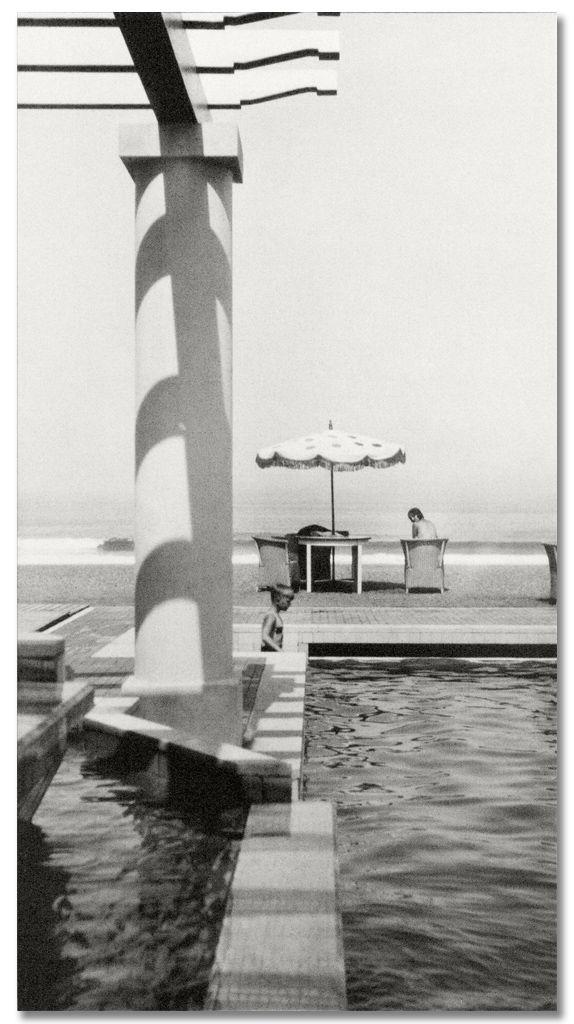 Jacques Henri Lartigue Renee At The Pool Chambre D Amour Biarritz 1930 Chambre D Amour Biarritz Piscine