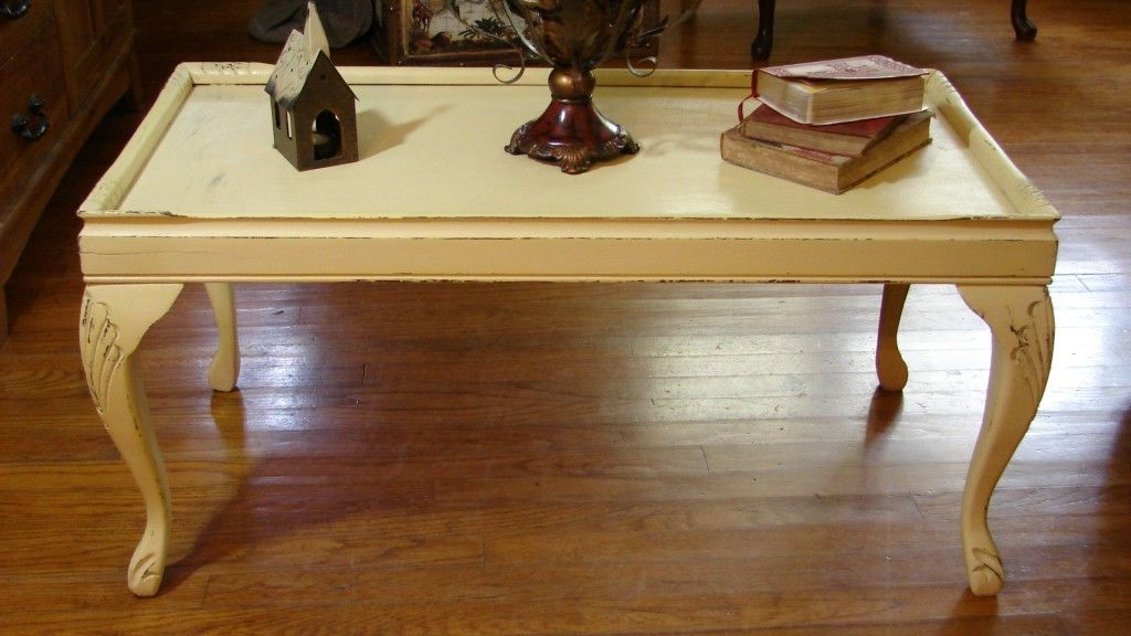 Chalk Paint And Candle Wax Method How To Distress Furniture Distressed Tutorials