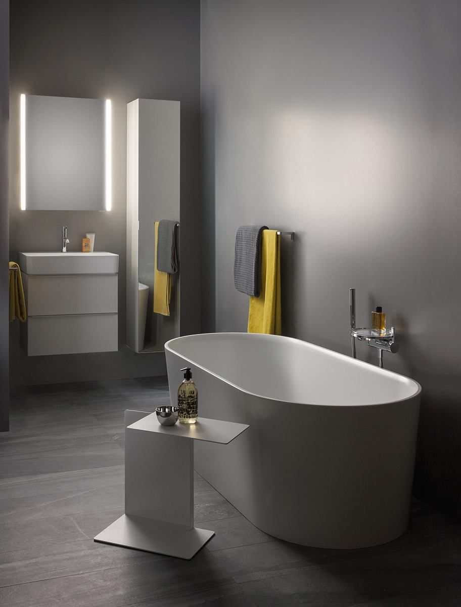 lines laufen laufen bathrooms design. Fabulous Narrow Edges And Straight Lines Characterize LAUFEN Bathrooms\u0027 Val Bathtub Laufen Bathrooms Design M