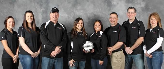 Buckeye Fire Volleyball High School Sports School Sports Coaching