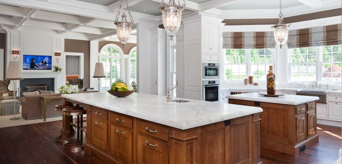 More Of The Kitchenview 2 Inside Stone Mansion Alpine NJ