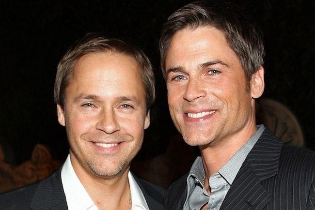 Chad and Rob Lowe