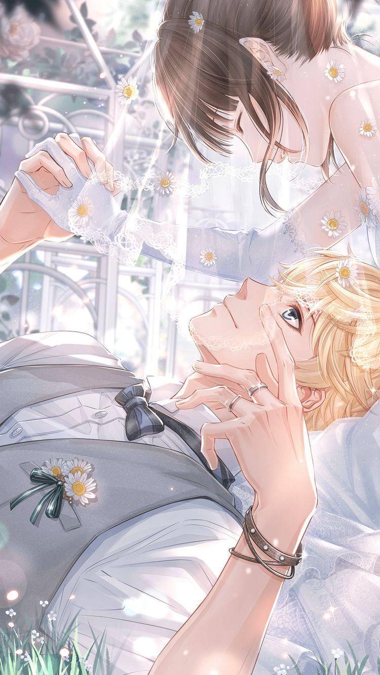 Pin Oleh Anni Anjo De Deus Di Mr Love Queen S Choice Animasi Pasangan Animasi Gambar Anime