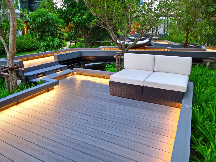 top modern deck ideas