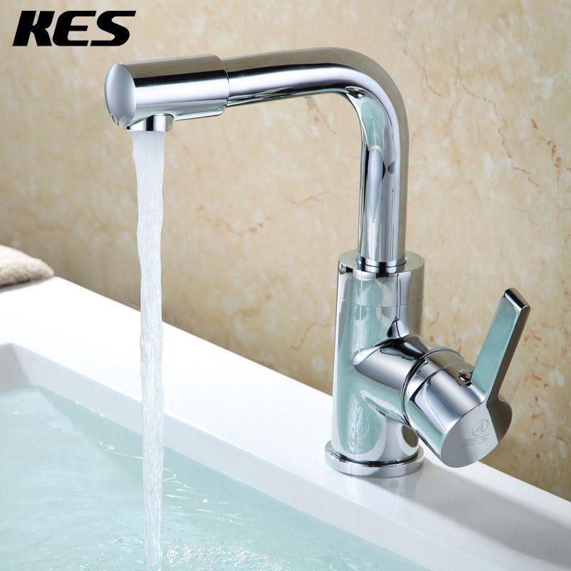 Find More Kitchen Faucets Information about KES L6211C Kitchen ...