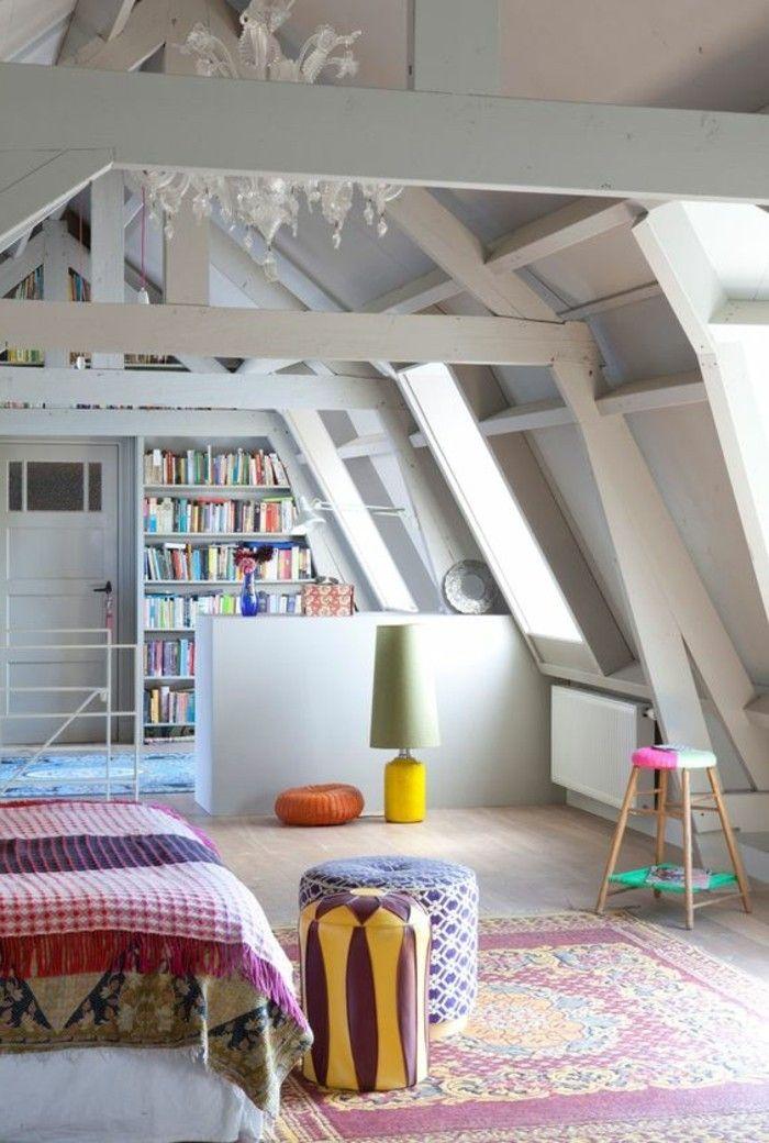 120 idées pour la chambre d\'ado unique! | chambre ado fille | Small ...
