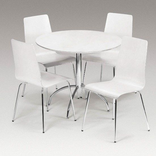 dining table with black chairs canvas round set white and cheap