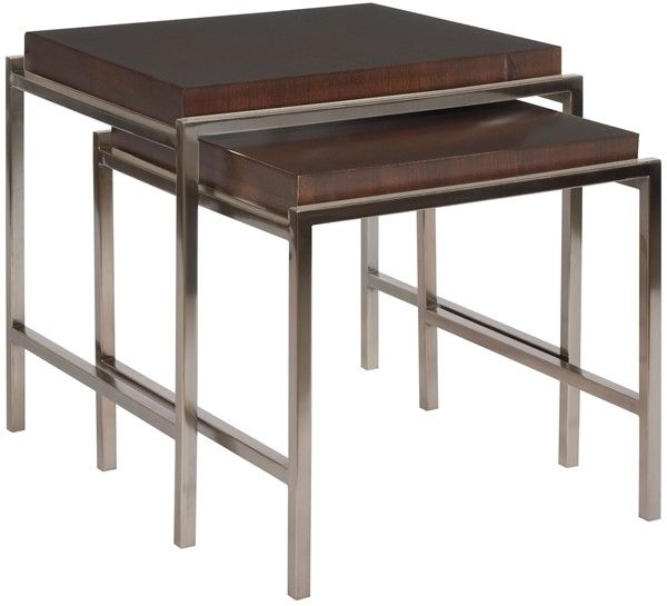 Vanguard Furniture W398nt Su Wentworth Nesting Tables