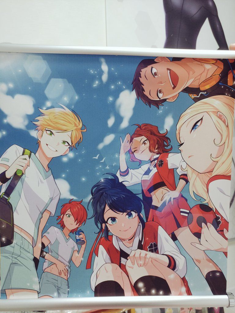 This Version Looks Better Than The Actual Mlb Anime Miraculous Ladybug Anime Miraculous Ladybug Funny Miraculous Ladybug Comic