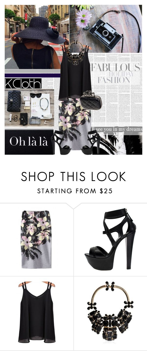 """""""Dare to mix"""" by wannanna ❤ liked on Polyvore featuring Gianmarco Lorenzi, Dsquared2, women's clothing, women, female, woman, misses and juniors"""