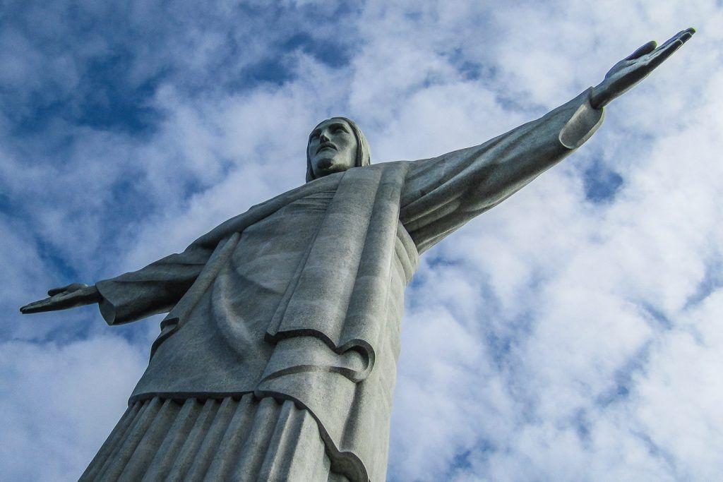 Christ the Redeemer Rio de Janeiro, Brazil. The top Rio Landmark, Corcovado is one of the top things to do in rio de janeiro.