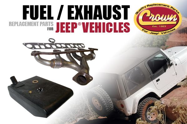Crown Automotive 5003869AA Fuel Module Fits 96 Cherokee