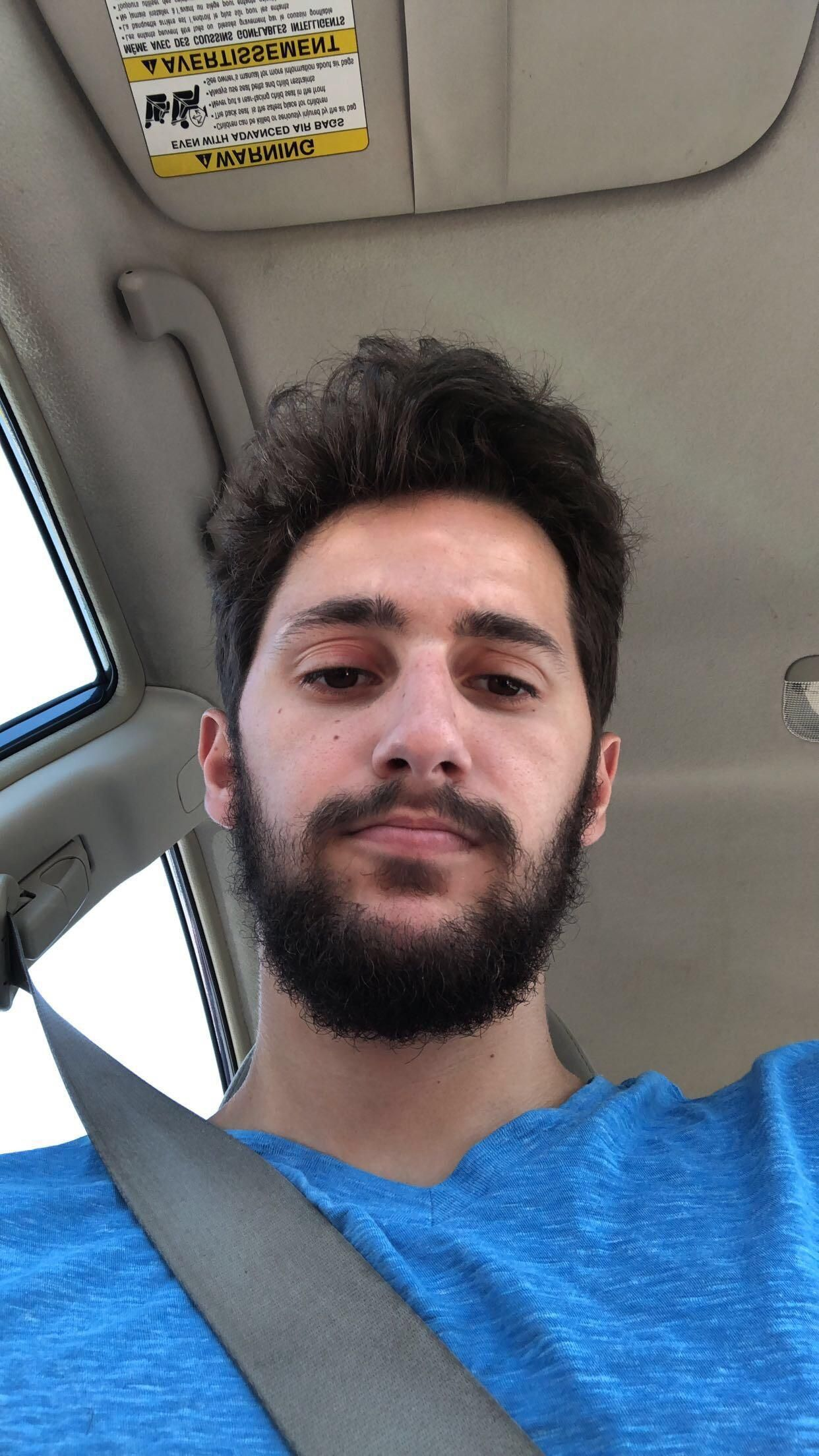 This Is My Beard 1 Month Into Growing