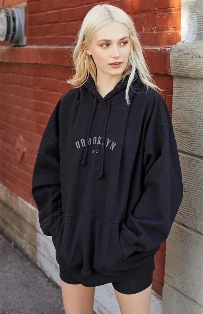 John Galt Brooklyn Hoodie In 2020 Hoody Outfits Vintage Hoodies Skater Girl Outfits
