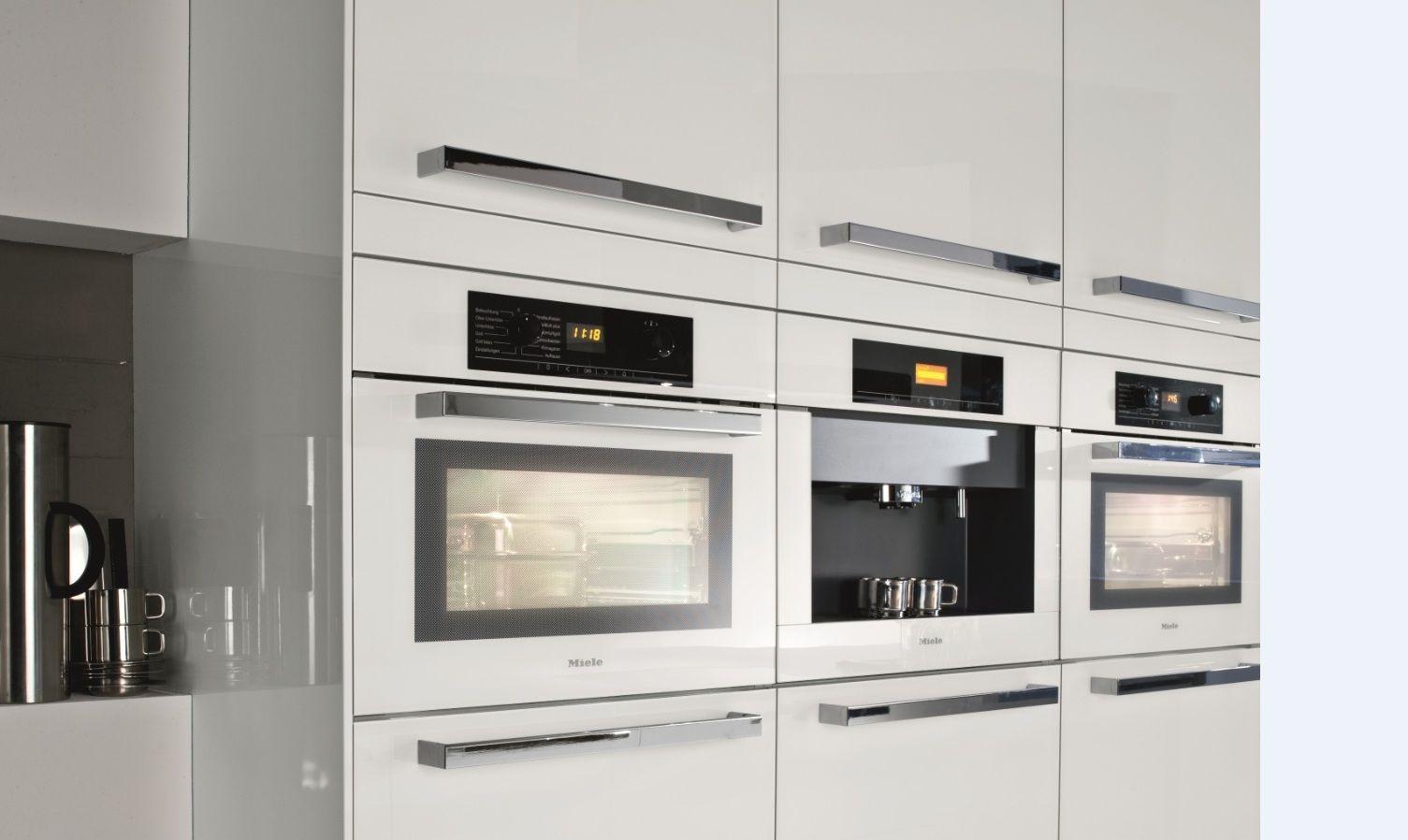 Modern kitchen. Krieders Kitchen Designs - Miele appliances ...