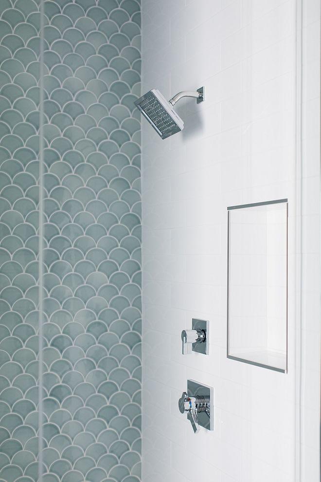 Shower Wall Tile Tile 4x16 White Glossy Subway Tile
