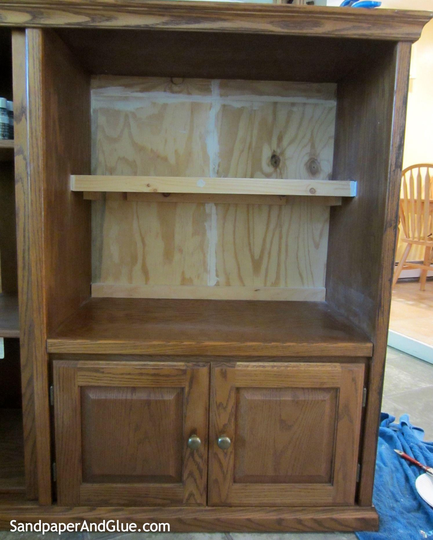bookshelf media cabinet - Media Cabinet With Bookshelves