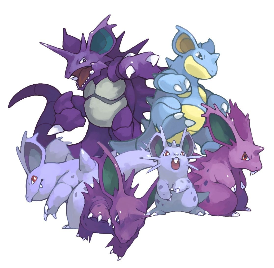The first generation Generation I of the Pokémon franchise features the original 151 fictional creatures introduced in the 1996 Game Boy games Pokémon Red and Blue
