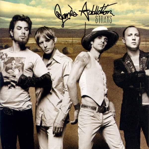 Jane S Addiction Quot Strays Quot 2003 обложкаальбома