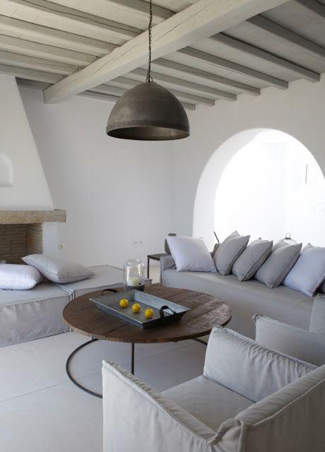 Hometrotter home style blog casa arredamento design for Caminetti in stile spiaggia