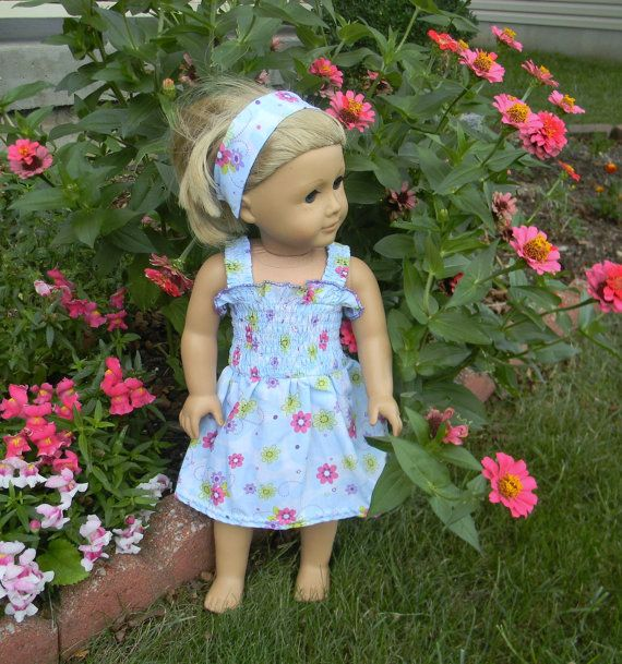 Doll Clothes for American Girl Dolls or by roseysdolltreasures, $10.00