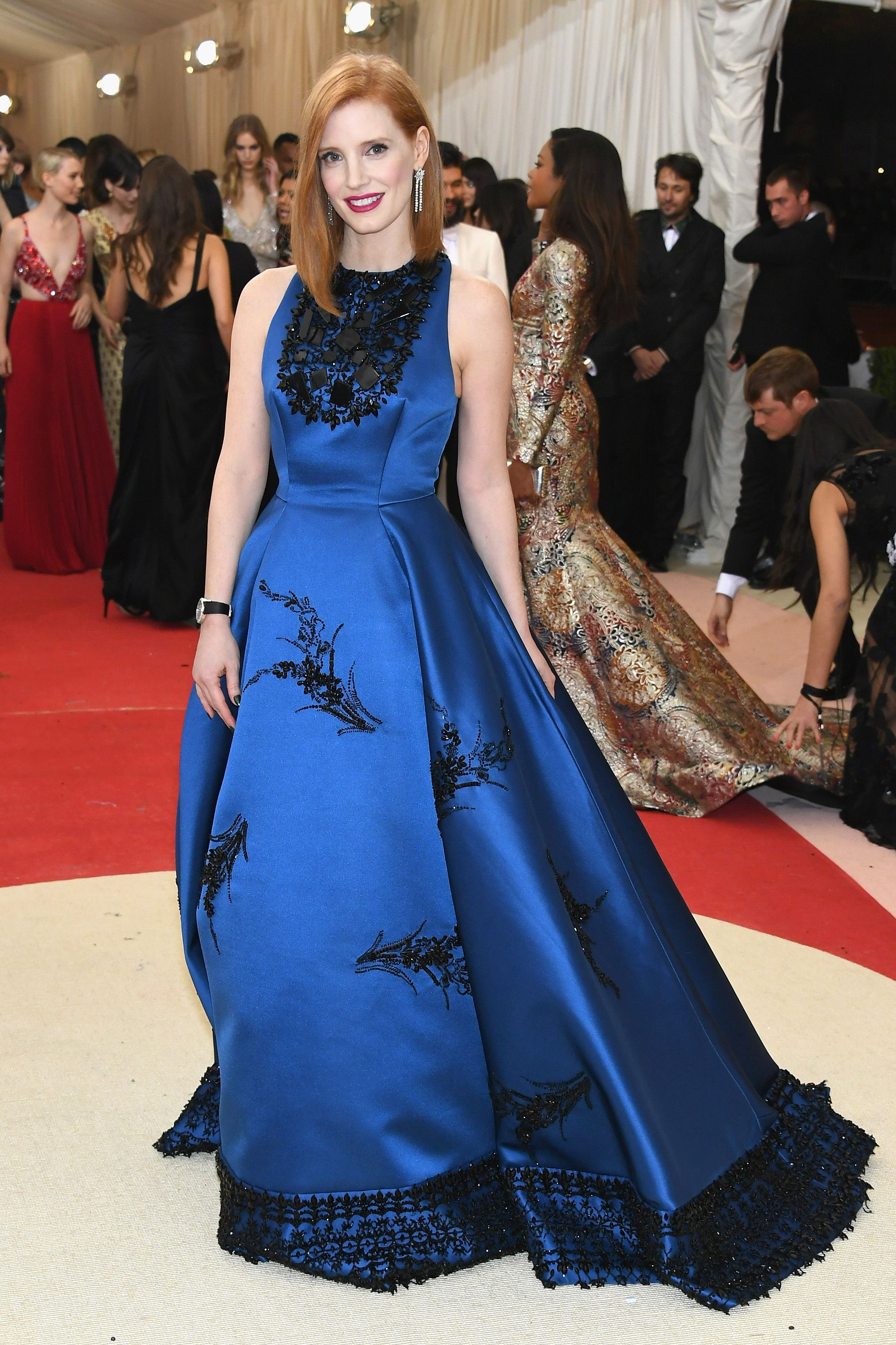 The best looks from the met gala red carpet met gala and