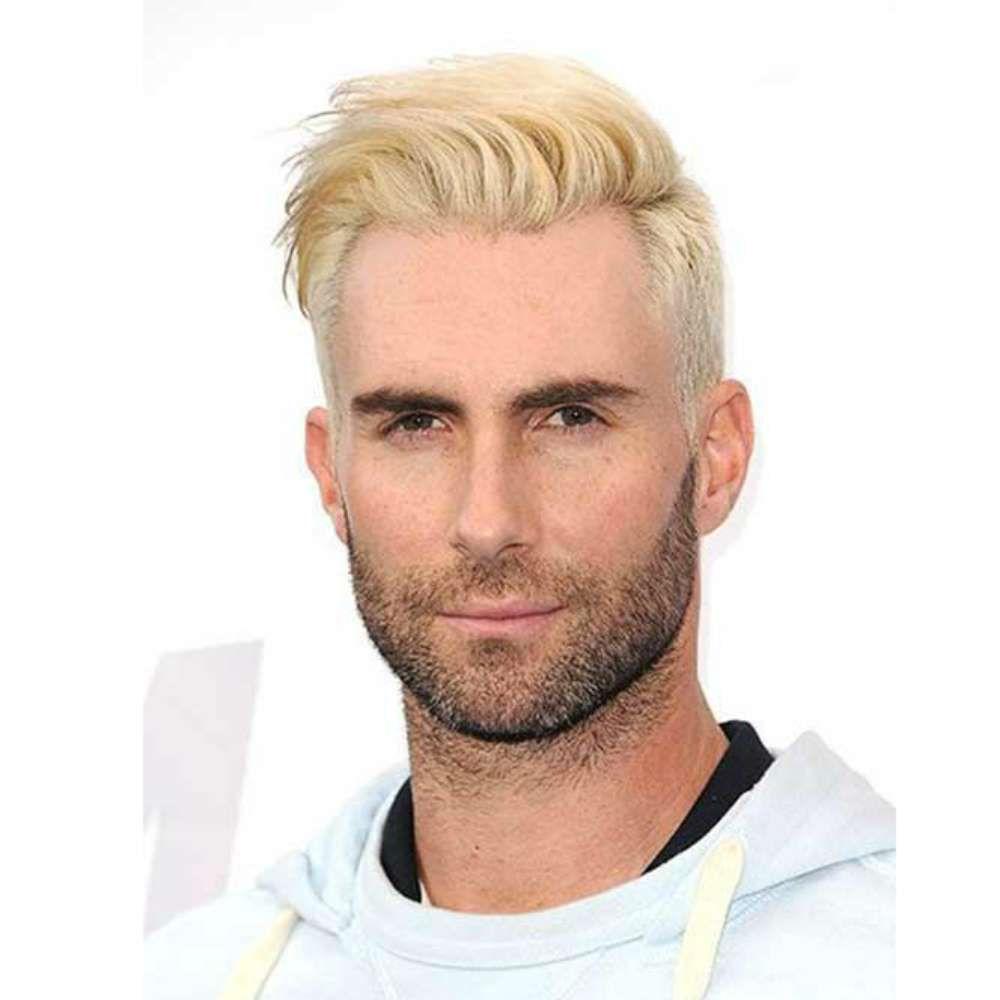 Mens Blonde Hairstyles Men Hair Color Bleached Hair Men Bleached Hair