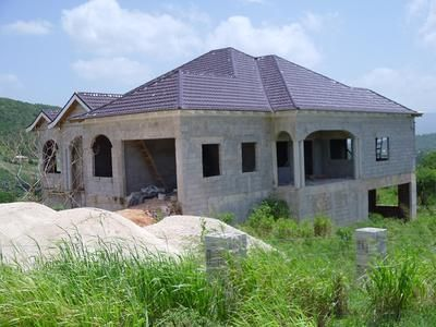 Bringing English Reliability And Jamaican Builders Together It Works We Can Arrange If Y Building Plans House House Architecture Design Building A House