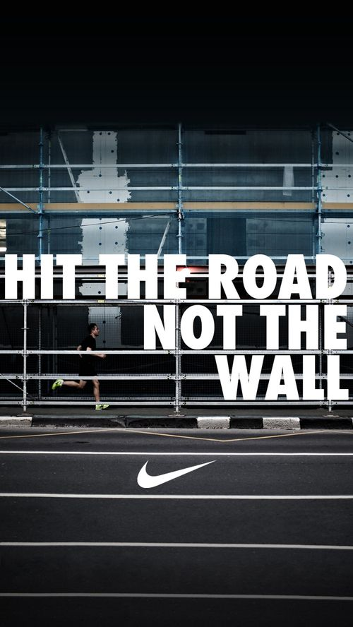 Nike Running Motivational Posters Google търсене We